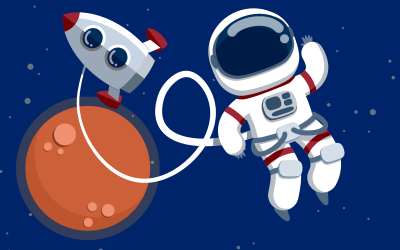 A jornada até a Órbita Lunar – para Empresas